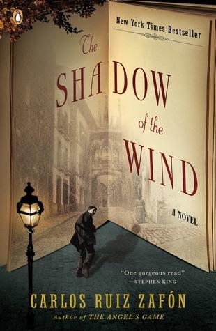 Resultado de imagen para la sombra del viento portadas